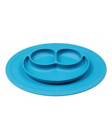 美國ezpz  Mini Mat迷你餐盤 (寶石藍)