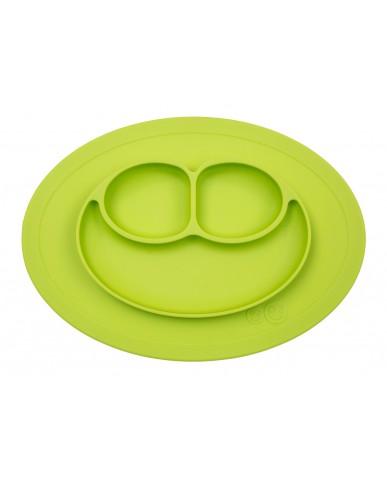 美國ezpz  Mini Mat迷你餐盤(蘋果綠)