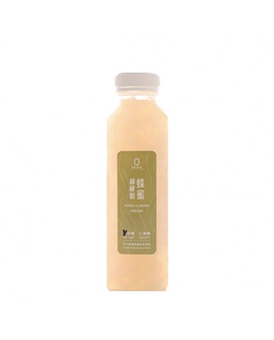 8more 白木耳健康飲 蜂蜜檸檬醋