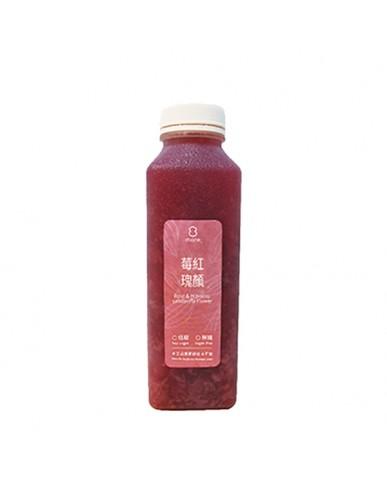 8more 白木耳健康飲 紅顏莓瑰