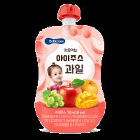 【BEBECOOK】寶膳 嬰幼兒綜合果汁(100ml)