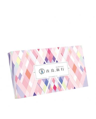 青鳥旅行 芝麻沙沙蛋捲 ( 8入/盒 )