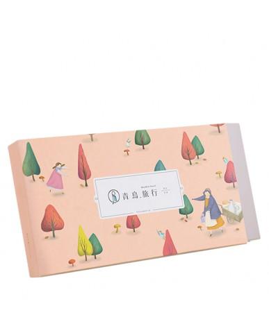 青鳥旅行 芝麻肉鬆蛋捲 ( 12入/盒 )