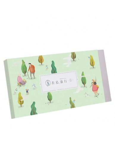 青鳥旅行 海苔肉鬆蛋捲 ( 12入/盒 )
