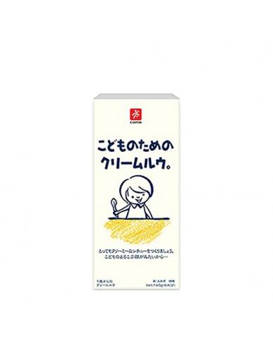 日本Canyon 兒童咖哩塊  奶油咖哩