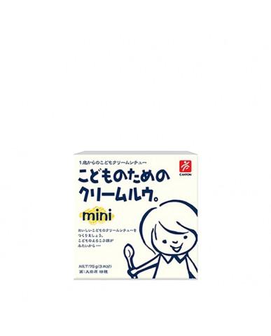 日本Canyon 兒童咖哩塊mini 奶油咖哩