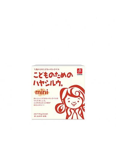 日本Canyon 兒童咖哩塊mini  燉菜口味