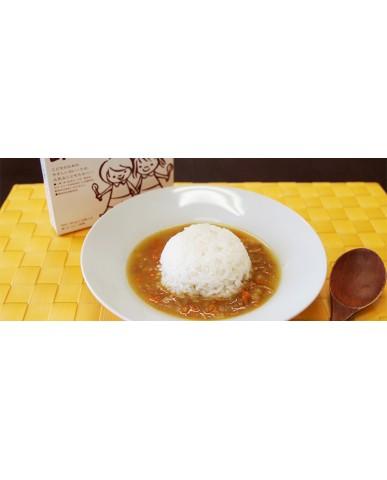 日本Canyon 兒童咖哩調理包  淡路洋蔥