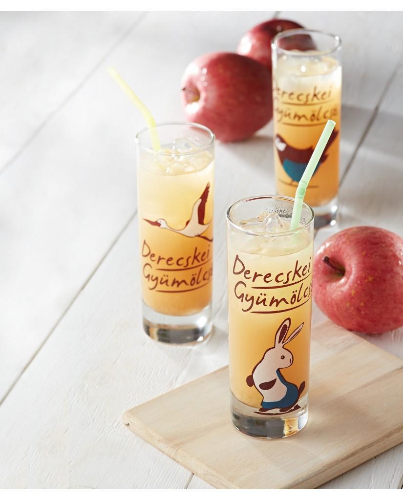 匈牙利 蘋果爺爺冷壓蘋果純汁六入組(200ml x6)