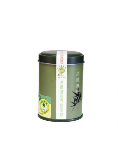 谷芳 有機碧螺春綠茶粉38g