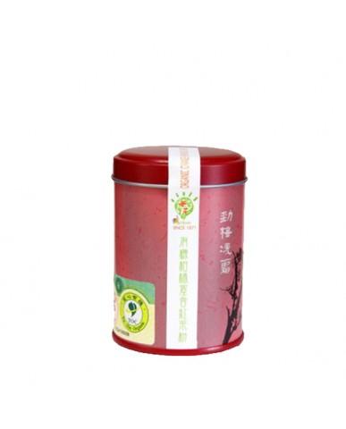 谷芳 有機柑橘蜜香紅茶粉38g