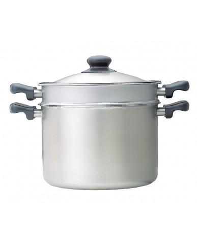 日本 柳宗理 不鏽鋼義大利麵鍋