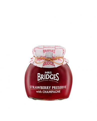 英國 英橋夫人 草莓香檳 113g