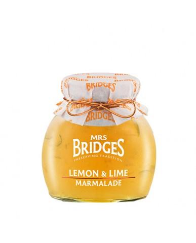 英國 英橋夫人 檸檬萊姆果醬340G