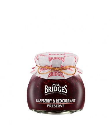 英國 英橋夫人 紅醋栗覆盆莓果醬113g