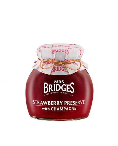 英國 英橋夫人 草莓香檳 340g