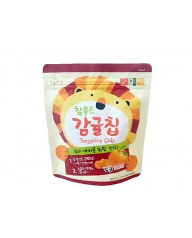 韓國Natural Choice自然首選 動物園幼兒果乾-蜜橘