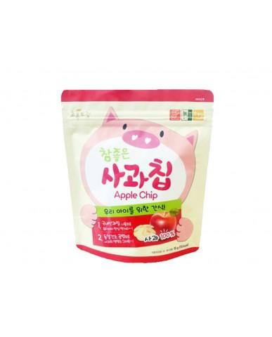 韓國Natural Choice自然首選 動物園幼兒果乾-蘋果