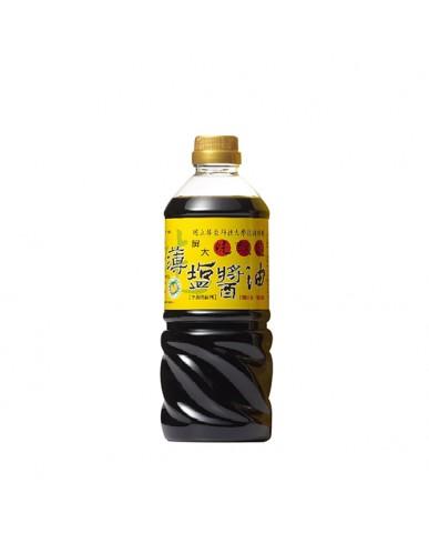 台灣 屏大生技 薄鹽醬油