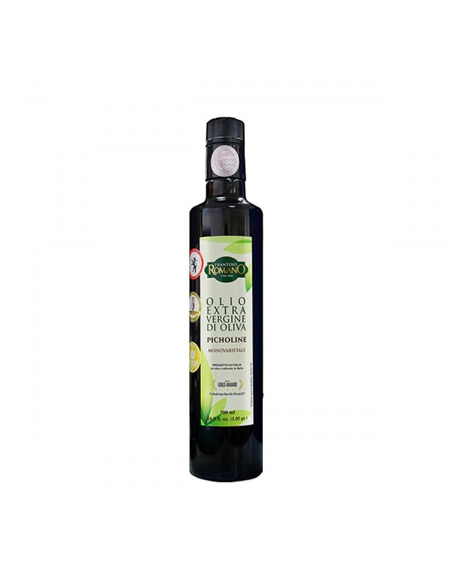 義大利Romano 羅蔓諾冷壓初榨橄欖油500ml