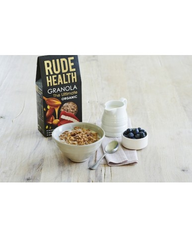 英國 Rude Health 有機天然榛果脆麥