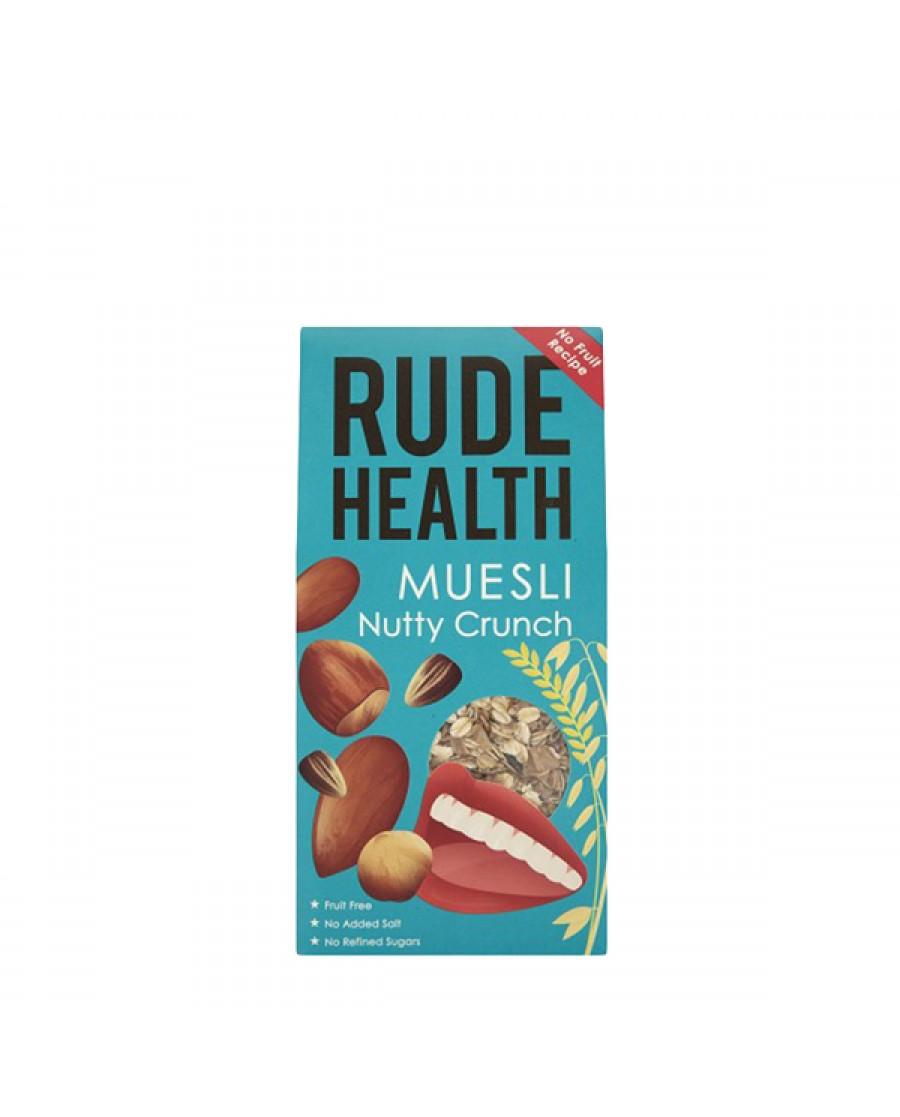 英國 Rude Health 天然綜合堅果即食燕麥