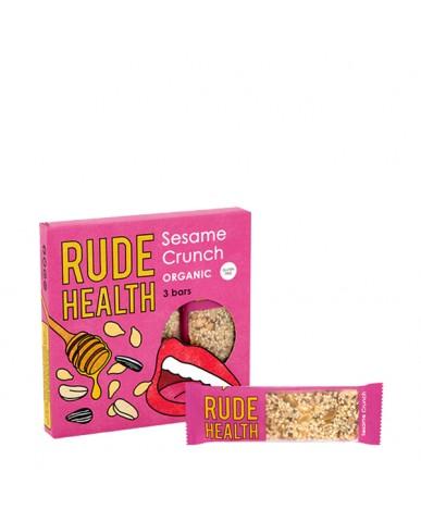 英國 Rude Health 天然有機芝麻奇亞籽能量棒