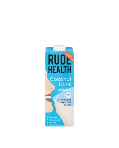 英國 Rude Health 天然有機椰子飲品