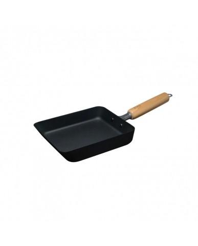 日本匠TAKUMI 岩紋玉子燒鐵鍋-小-15cm