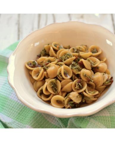 義大利TIBERINO牛肝菌貓耳朵形義大利麵