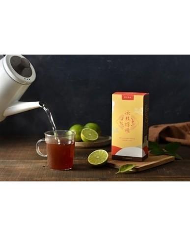 田月桑時 冰熬檸檬-隨身包 (30包/盒)