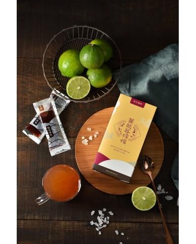 田月桑時 蔓越梅檸檬-隨身包 (30包/盒)