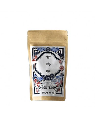田月桑時 甘梅檸 (台灣檸檬王)