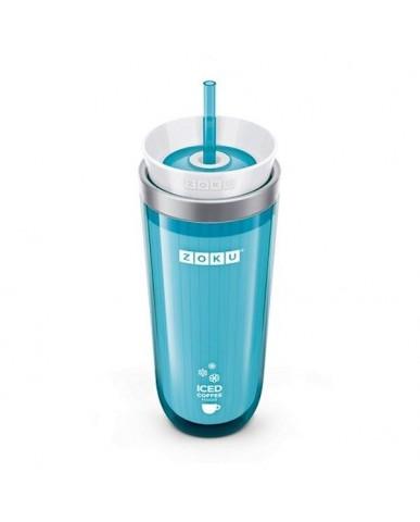 美國ZOKU 快速冰飲杯-淺藍