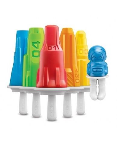 美國ZOKU 太空系列冰棒模具組