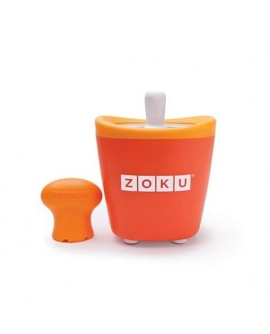 美國ZOKU 快速製冰棒機 (單支裝) 橘