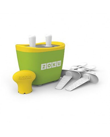 美國ZOKU 快速製冰棒機 (兩支裝)-綠
