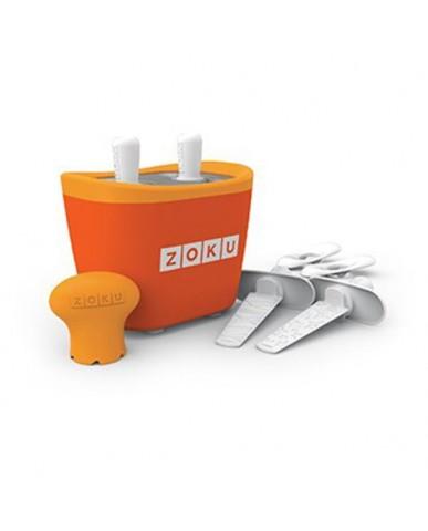 美國ZOKU 快速製冰棒機 (兩支裝)-橘