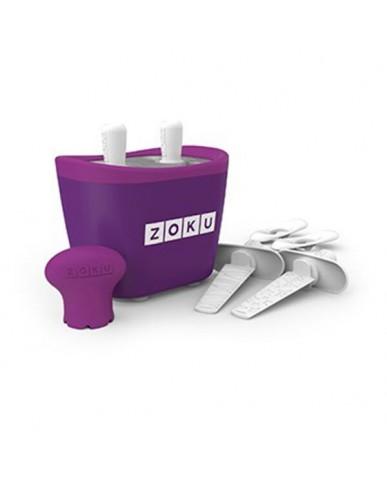 美國ZOKU 快速製冰棒機 (兩支裝)-紫