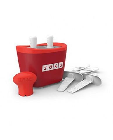 美國ZOKU 快速製冰棒機 (兩支裝)-紅