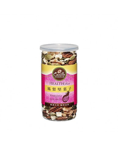 可夫萊  鳳梨堅菓子160g