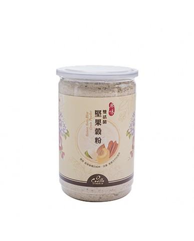 可夫萊 雙活菌堅果穀粉-原味550g