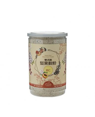 可夫萊 雙活菌堅果穀粉-杏仁550g