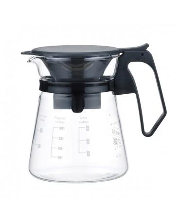 日本Iwaki 耐熱玻璃新款滴式咖啡壺600ml