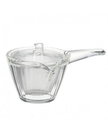 日本iwaki 耐熱玻璃急需茶壺260ml