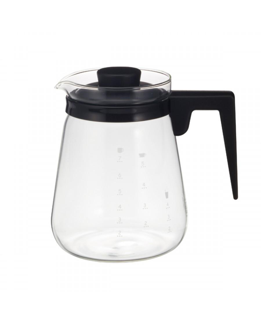 日本iwaki 耐熱玻璃咖啡壺1L