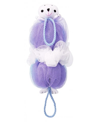 日本MARNA 動物造型刷背泡泡海綿 (海豹)