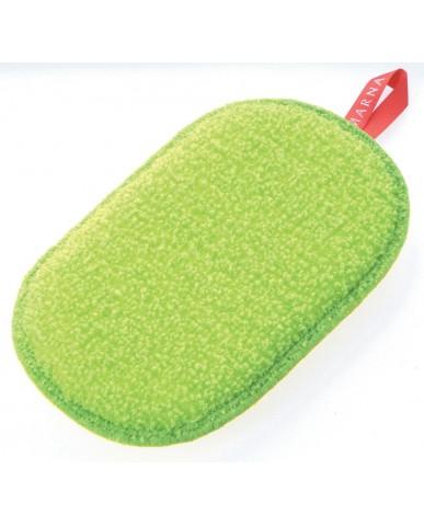 日本MARNA 食器專用海綿-綠