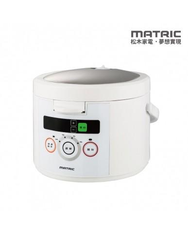 日本Matric松木家電 微電腦厚釜美形電子鍋