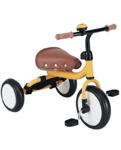 日本mimi-trike 超可愛三輪車 (Orange)-一代